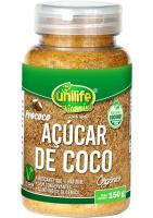 Açúcar de Coco Orgânico Unilife 150g
