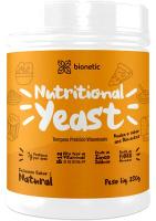 Nutritional Yeast Em Pó (Levedura Nutricional) Sabor Natural Bionetic 200g