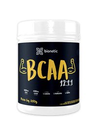 BCAA 12:1:1 Sabor Natural Bionetic 250g