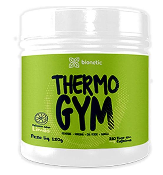 Thermo GYM Sabor Natural Limão Bionetic 250g