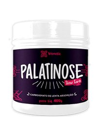 Palatinose Slow Carb Bionetic 400g