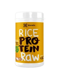 Rice Protein Sabor Abacaxi com Coco Bionetic 450g