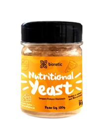 Nutritional Yeast Em Pó (Levedura Nutricional) Sabor Provolone Bionetic 120g