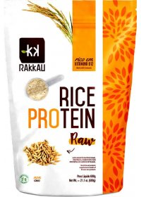 Rice Protein Sabor Natural Rakkau 600g