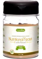 Nutritional Yeast Em Pó Fumaça & Alecrim VeganWay 100g