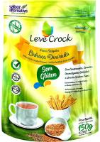 Palitos Salgados Linhaça Dourada Leve Crock 150g