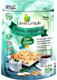 Tabletitos de Gergelim Leve Crock 150g