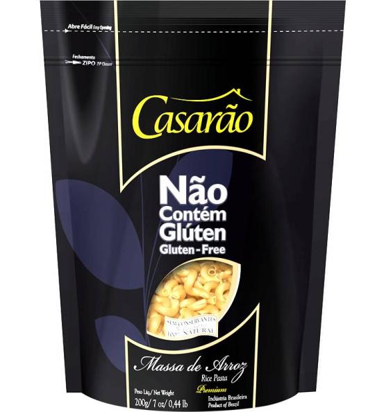 Massa de Arroz Premium Amori Casarão 200g