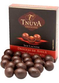 Drágeas de Avelã com Chocolate Tnuva 50g