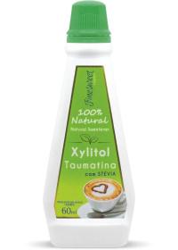 Xylitol Taumatina com Stevia Airon 60ml