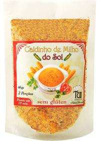 Caldinho de Milho Sabor do Sol Tui Alimentos 46g