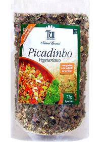 Picadinho Vegano Tui Alimentos 72g