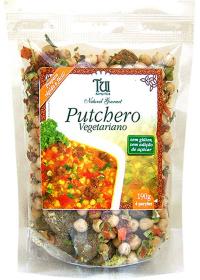 Putchero Vegetariano Tui Alimentos 190g