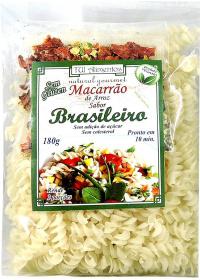 Macarrão de Arroz Sabor Brasileiro Tui Alimentos 180g