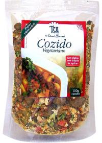 Cozido Vegano Tui Alimentos 100g