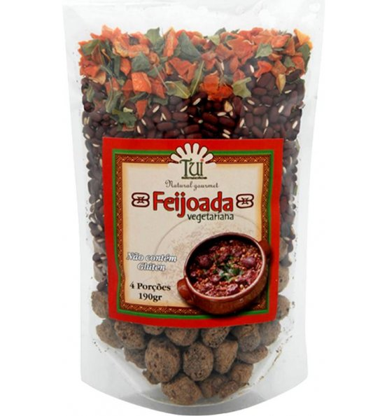 Feijoada Vegana Tui Alimentos 190g