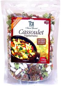 Cassoulet Vegana Tui Alimentos 190g
