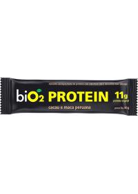Barrinha Protein Cacau e Maca Peruana biO2 40g