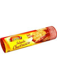 Biscoito Salgado Sabor Churrasco Liane 90g