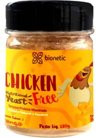 Chicken Free - Tempero Proteico Vitaminado Bionetic 120g