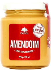 Manteiga de Amendoim Benni 220g