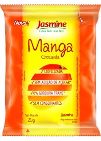Manga Crocante Jasmine 20g