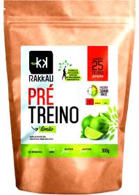 Pré Treino (Creatina) Sabor Limão Rakkau 300g