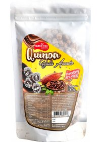 Quinoa Balls Sabor Chocolate 60% Cacau Quero Poc 25g