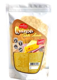 Quinoa Balls Sabor Queijo Vegano Quero Poc 25g