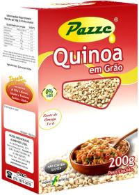 Quinoa em Grão Pazze 200g