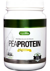 Pea Protein Baunilha VeganWay 900g
