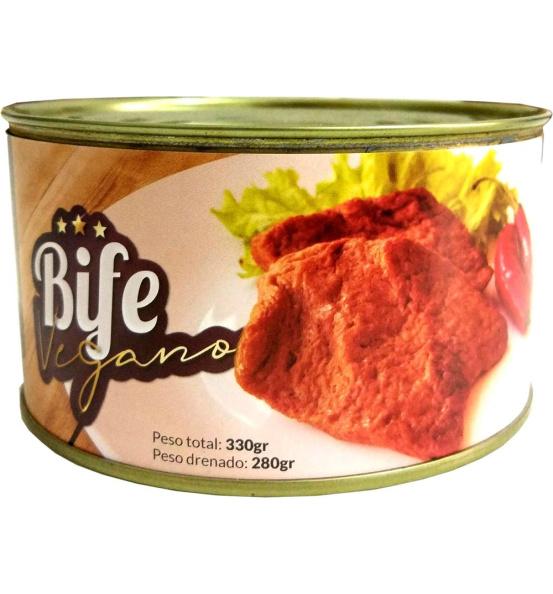 Bife Vegano da Glutadela Schillife 280g