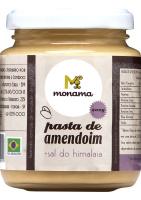 Pasta de Amendoim com Sal do Himalaia Monama 200g