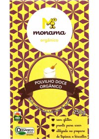 Polvilho Doce Orgânico Monama 250g