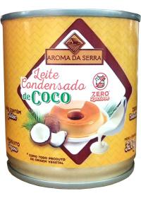 Condensado de Coco Aroma da Serra 320g
