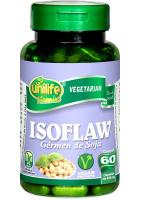 Isoflaw Gérmen de Soja Unilife 60 cápsulas de 500mg