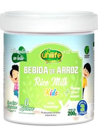Bebida de Arroz em Pó Kids Unilife 200g