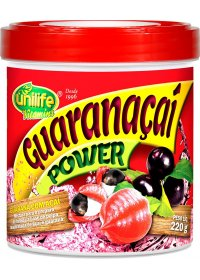 Guaranaçaí Power Unilife 220g