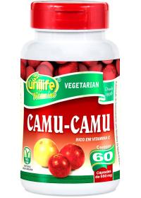 Camu-Camu Unilife 60 cápsulas de 500mg