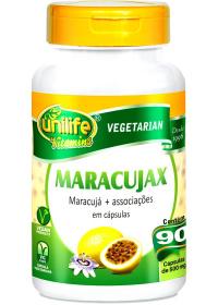Maracujax Unilife 90 cápsulas de 500mg