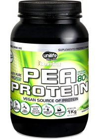 Pea Protein Proteína de Ervilha sabor Natural Unilife 1kg
