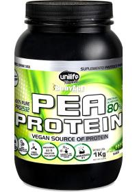 Pea Protein Proteína de Ervilha Sabor Cappuccino Unilife 1kg