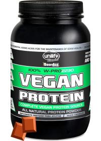Vegan Protein W-Pro sabor Chocolate Unilife 900g