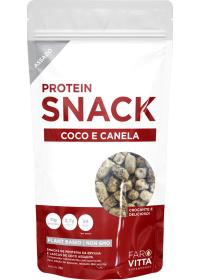 Snack Protein Coco e Canela Farovitta 35g