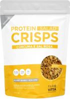 Protein Salad Crisps Cúrcuma e Sal Rosa Farovitta 85g