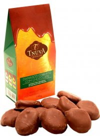 Bombons de Damasco com Chocolate Tnuva 140g