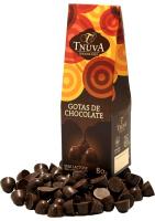 Gotas de Chocolate 56% Cacau Tnuva 80g