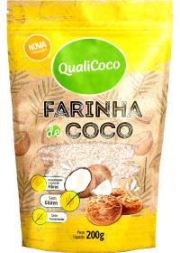 Farinha de Coco Qualicoco 200g