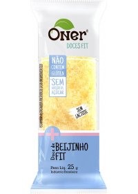 Beijinho Fit Sem Açúcar Oner 25g