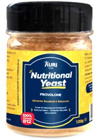 Nutritional Yeast Em Pó Sabor Provolone Auri Foods 120g